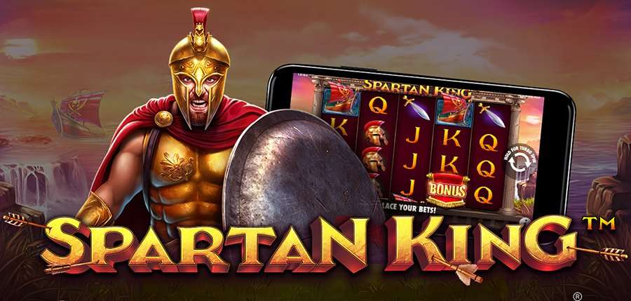 Spartan King Slot Machine