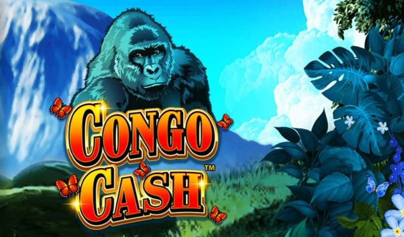 Congo Cash Slot Machine
