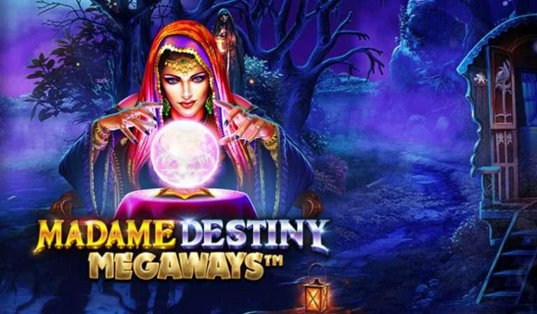 Madame Destiny Megaways Slot Machine