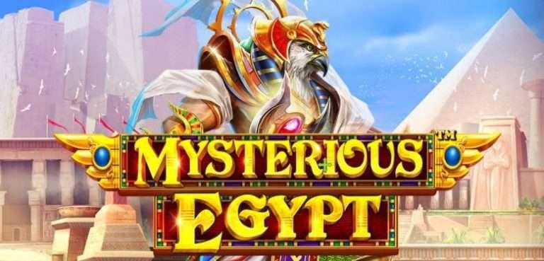 Mysterious Egypt Slot Machine