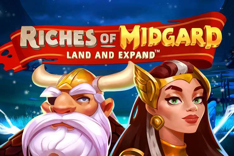 Riches of Midgard: Land and Expand Slot Machine
