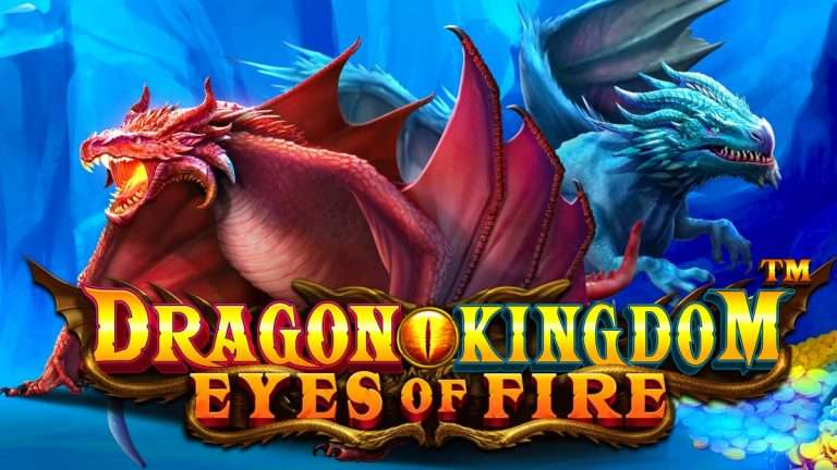 Dragon Kingdom Eyes of Fire Slot Machine