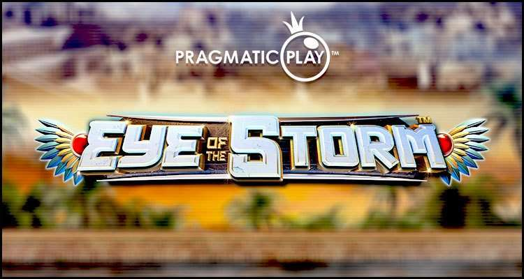 Eye of the Storm Slot Machine