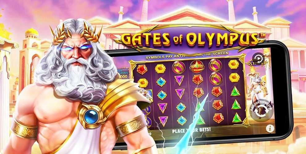 Gates of Olympus Slot Machine