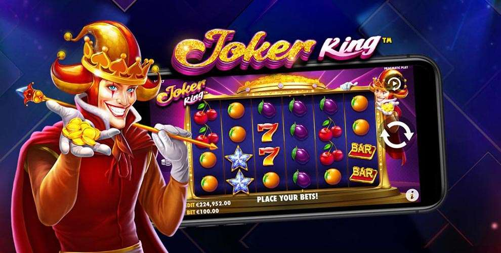 Joker King Slot Machine