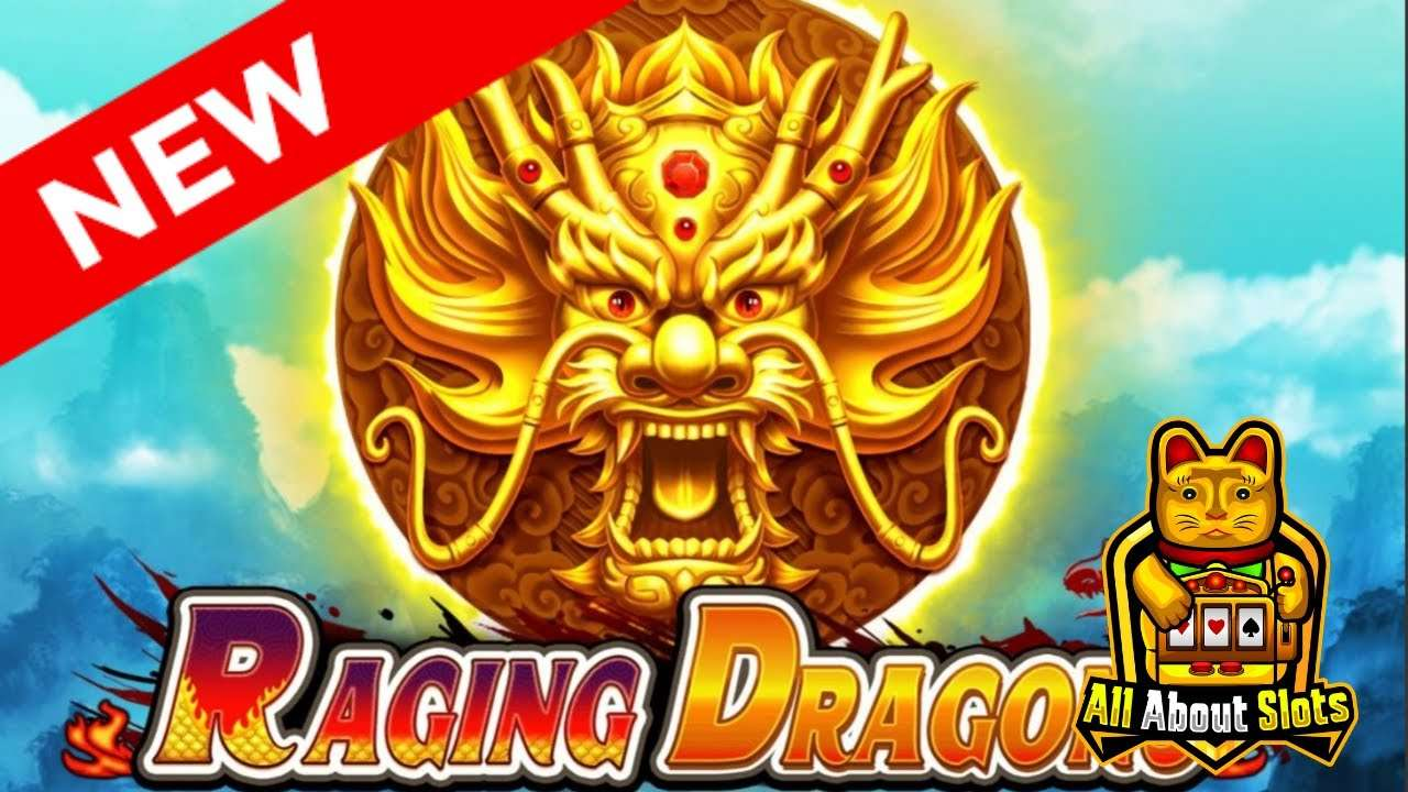 Raging Dragons Slot Machine