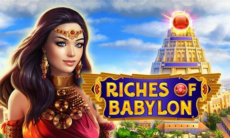 Riches of Babylon Slot Machine
