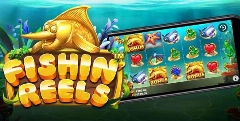 Fishin' Reels Slot Machine