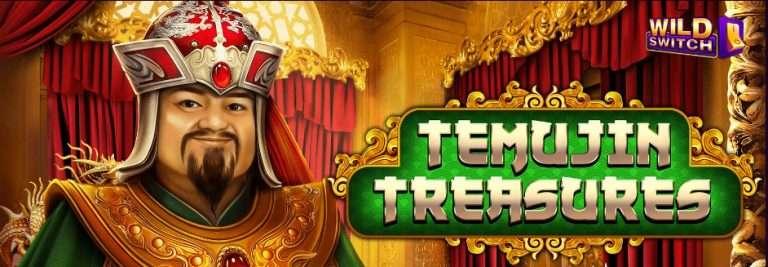 Temujin Treasures Slot Machine