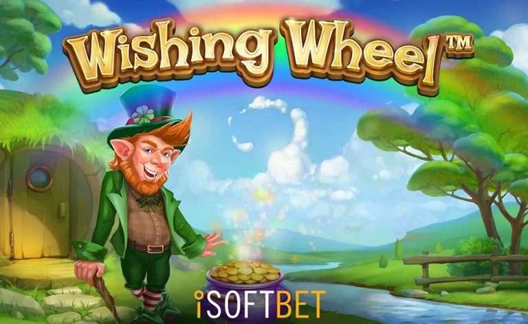 Wishing Wheel Slot Machine