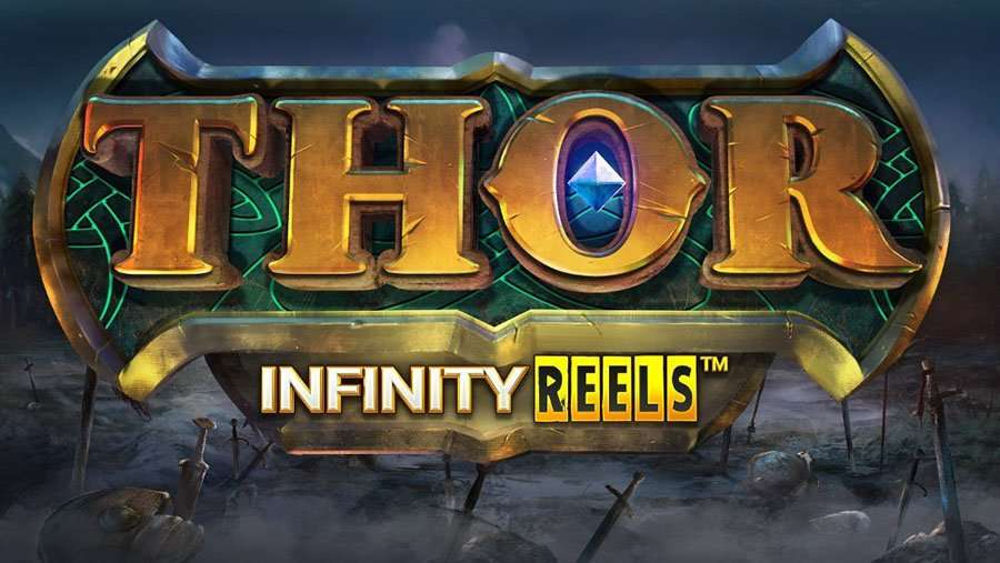Thor Infinity Reels Slot Machine