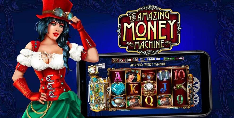 The Amazing Money