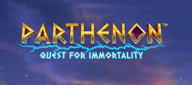 Parthenon: Quest For Immortality Slot Machine