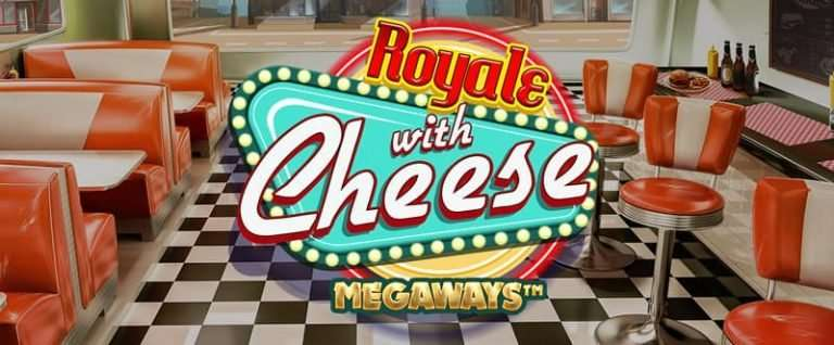 Royale with Cheese Megaways Slot Machine