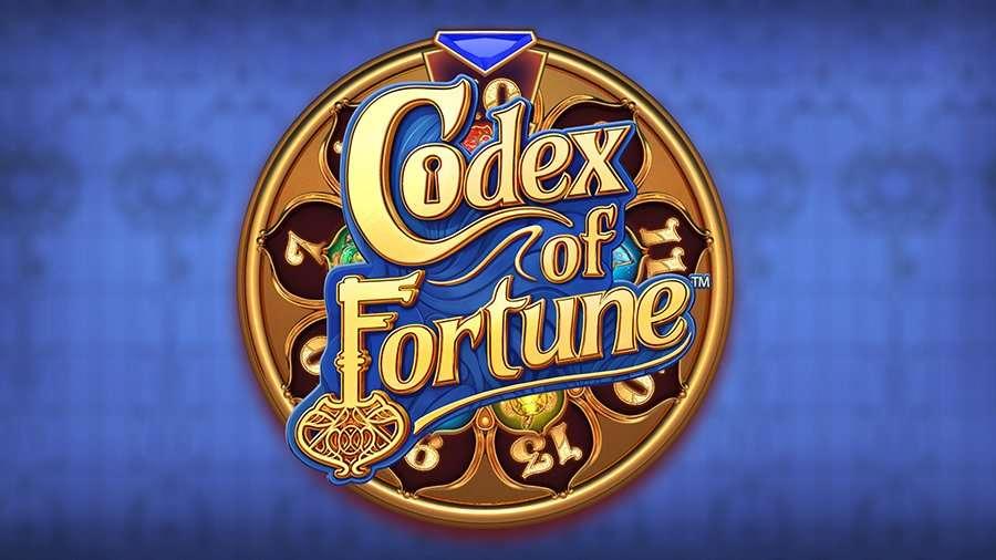 Codex of Fortune Slot Machine