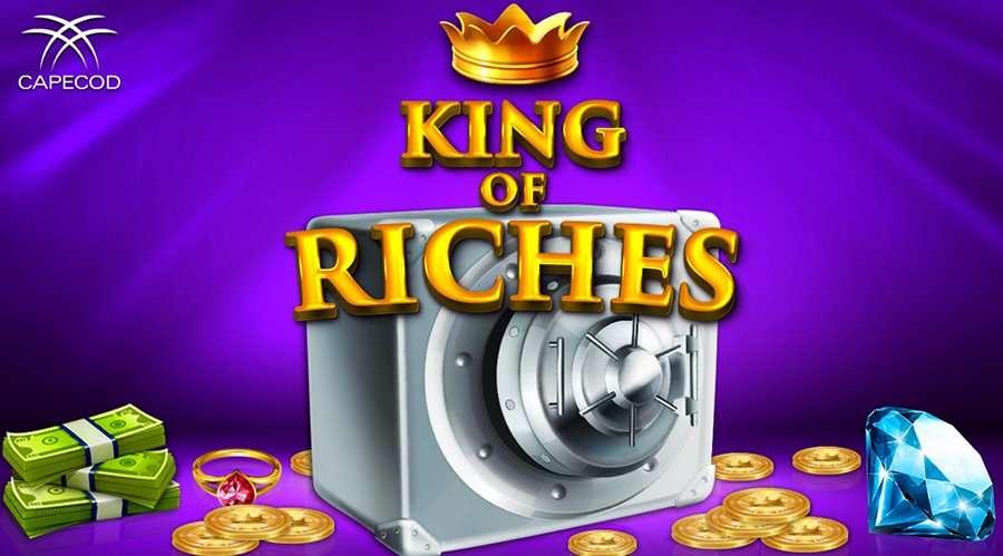King of Riches Slot Machine