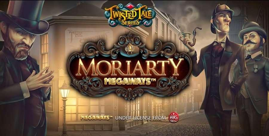 Moriarty Megaways Slot Machine