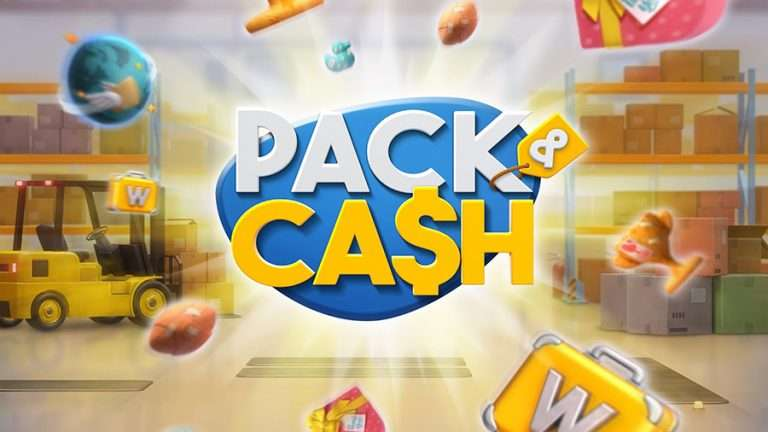Pack & Cash Slot Machine