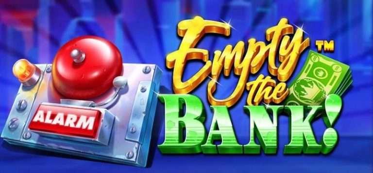Empty the Bank Slot Machine
