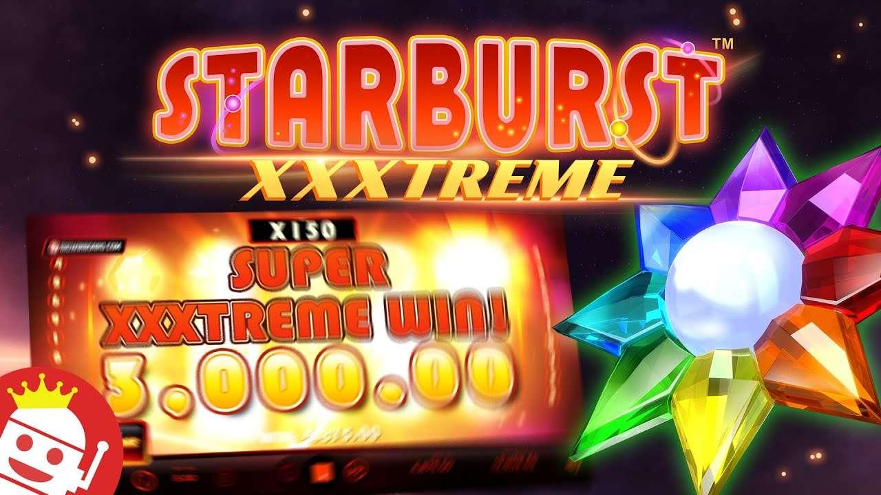 Starburst XXXTreme Slot Machine