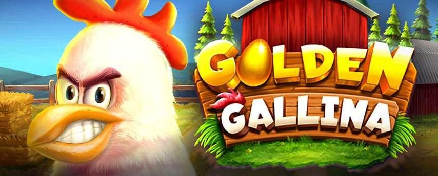 Golden Gallina Slot Machine