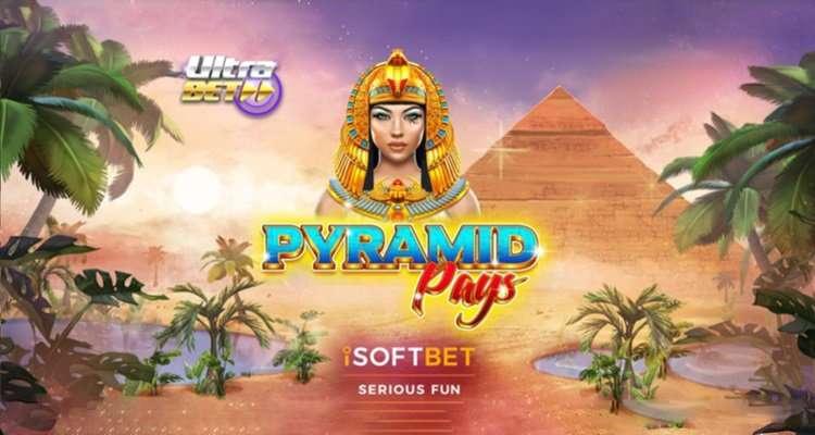 Pyramid Pays Slot Isoftbet